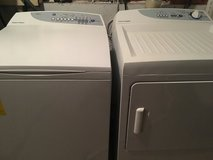 Fisher and Paykel washer and gas dryer in Orland Park, Illinois