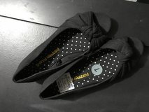 Women's  black flats shoes in Glendale Heights, Illinois