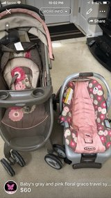 stroller/ car seat combo in Cherry Point, North Carolina