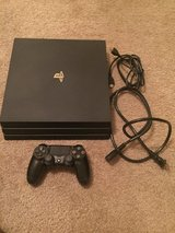 Sony PlayStation 4 (PS4) Pro - 1TB Black Console in Fort Irwin, California