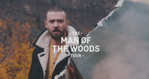 2 tickets for Justin Timberlake concert in Oceanside, California