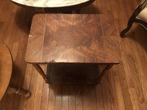 Antique table in Pleasant View, Tennessee