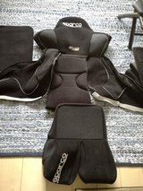 Sparco racing seat cover in Okinawa, Japan