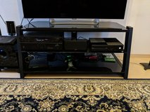 TV stand, Glass and Metal in Stuttgart, GE
