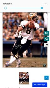 Archie Manning Autographed Photo in Pearland, Texas
