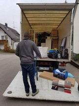AUTHENTIC moving,  trash services,PCS CLEANING SERVICE, pick up and delivery service, trash HAUL... in Ramstein, Germany