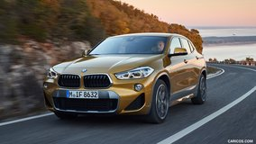 All-new BMW X-2 Demo is here!!! in Stuttgart, GE