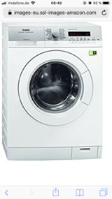Washer & dryer in Baumholder, GE