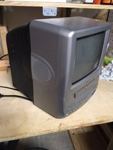 """Memorex 9"""" TV/DVD Combo with Remote in Yorkville, Illinois"""