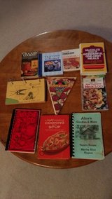 10 for $10 cookbooks B in Warner Robins, Georgia