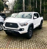 **TRD**4X4**TACOMA**2018** in Ramstein, Germany