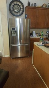 Samsung double door fridge in Baytown, Texas