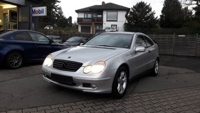 Mercedes Benz C200 Supercharged-Automatic-PASSED INSPECTION in Ramstein, Germany