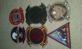 Asset military patches in Cherry Point, North Carolina
