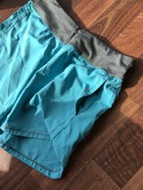 blue running shorts size M in Norfolk, Virginia