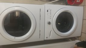 Kenmore front load washer and dryer in Cherry Point, North Carolina