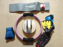 Pilates ring misc workout items in Ramstein, Germany
