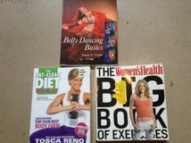 3 workout books and 11 sets of turbo kick workout DVDs in Ramstein, Germany