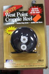 West Point Crappie Reel in Fort Polk, Louisiana