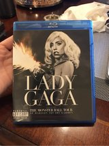 Lady Gaga Monster Ball Blu Ray in Ramstein, Germany