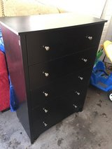 "5 drawer chest 31.5x17"" 46"" tall in Fort Riley, Kansas"