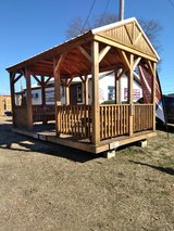 10x16 dersken cabanas in Shreveport, Louisiana