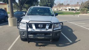 2014 Nissan Frontier S 4x4 Crew Cab, 53k miles, carfax/clean title in Fairfield, California