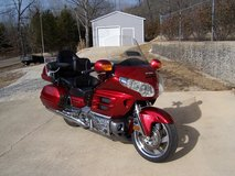 2008 GL1800 Goldwing in Fort Leonard Wood, Missouri