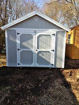 10x12 metro garden shed in Shreveport, Louisiana
