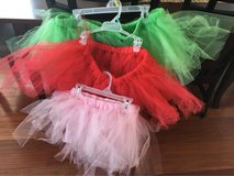 Tutus in Fort Drum, New York