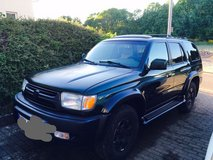 2001 4runner in Ramstein, Germany