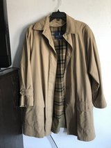 Tan Trench  Coat in Fort Leonard Wood, Missouri