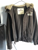 Brown Hollister Jacket in Fort Leonard Wood, Missouri