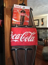 Coca Cola costume in Fort Drum, New York