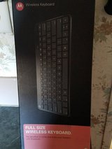 Wireless Bluetooth keyboard Brand new in box in Fort Leonard Wood, Missouri