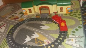 Train & Train Station for Toddlers in Ramstein, Germany