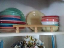 HLC plates and bowls and cups. in Fort Polk, Louisiana