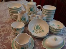 Vintage FRANCISCAN Earthenware Tulip Time lot in Conroe, Texas