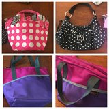 Small purses & insulated lunch tote in Warner Robins, Georgia