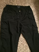 2 pairs) 5.11 tactical / EMS pants (black) in Tinley Park, Illinois