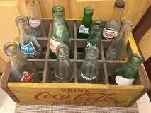 BIG LOT - Japanese soda collection coke crate - Think Valentine present..... in Okinawa, Japan