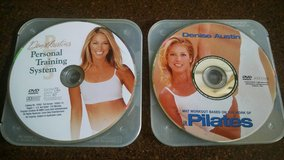 Lot of (2) Denise Austin Workout DVD's in Lawton, Oklahoma