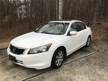2008 Honda Accord EXL in Byron, Georgia