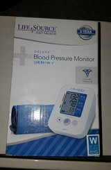 Life Source Blood Pressure Cuff (NIB) in Beaufort, South Carolina