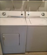 Whirlpool washer and dryer delivered in Hinesville, Georgia