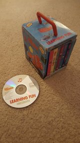 Disney Pixar Nemo Learning Fun First Concepts Board books and CD in Bartlett, Illinois