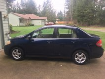 Low miles 1 owner 2007 Nissan Versa in Fort Lewis, Washington