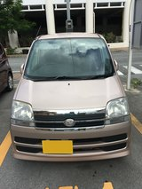 Daihatsu Move 2007 in Okinawa, Japan