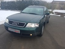 AUTOMATIC TIPTRONIC  AUDI S6 *95000 MILS *GPS NAVI*XENON LIGHT *NEW INSPECTION in Ramstein, Germany