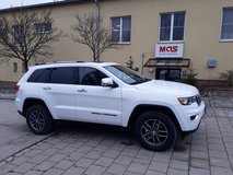 2018 Grand Cherokee 4x4 in Ansbach, Germany